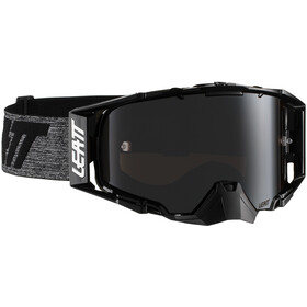 Leatt Velocity 6.5 Anti Fog Mirror Svømmebriller, black/grey